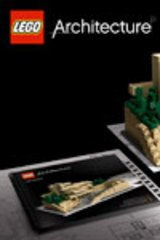 Lego for grown-ups ... One of the items from the Architecture consumer range.