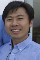 Meta co-founder Ray Lo, who joined the start-up when it went through the Y Combinator start-up program.