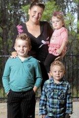 The new radical … Queensland-based Lisa Watson, founder of Bottle Babies.