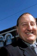 Dimmeys owner Doug Zappelli.