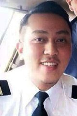 Rejected claims: Malaysia says co-pilot Fariq Abdul Hamid did not make phone calls before the plane vanished.