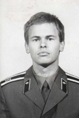 Source codes: As a military cadet in the 1980s, Eugene Kaspersky studied at the KGB-administered Institute of Cryptography, Telecommunications and Computer Science.