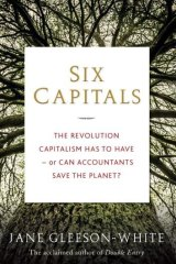 Metrics: <i>Six Capitals</i> by Jane Gleeson-White proposes measuring profit in a different way.