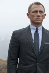 Daniel Craig ... has been involved in some of the more serious James Bond films.