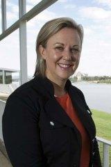 Canberra Business Council chairwoman Michelle Melbourne.