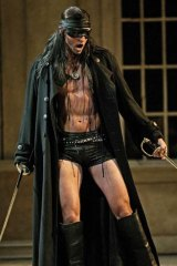 Impressive physique … Teddy Tahu Rhodes will be bringing Don Giovanni to the Sydney Opera House.