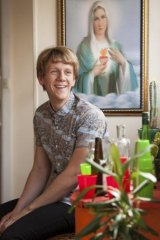 Back with a smile: The second season of <i>Please Like Me</i> starts on Tuesday, August 12 at 9.30pm.