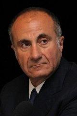 Chairman Jac Nasser.