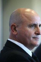 Gold Coast chairman John Witheriff.