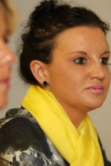 Burqa proposal would see parents jailed: PUP senator Jacqui Lambie.