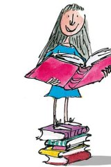 <i>Illustration: Quentin Blake</i>