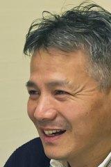 'Solar godfather' Samuel Yang
