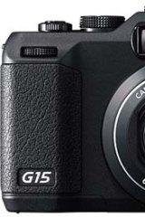 Canon PowerShot G15.