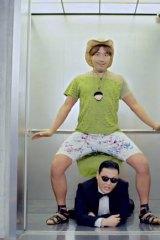 Psy's <i>Gangnam Style</i> is a YouTube mega-hit.
