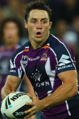 Almost certainly leaving Melbourne .... Cooper Cronk.