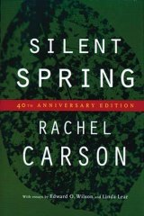 It is the 50th anniversary of Rachel Carson's 'A Silent Spring'.
