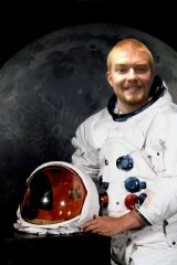 Josh Richards is in the running to take a trip to Mars.