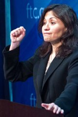 """""""You cannot charge consumers for purchases they did not authorise"""": FTC chairwoman Edith Ramirez."""