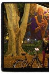 Art & About, Hyde Park.