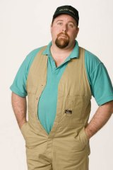 <i>Kenny</i>, starring Shane Jacobson, got its start at the St Kilda Film Festival.