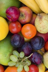 Our obsession with perfect fruit is a symbol of our consumer culture and greed.