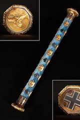 The ornate baton fetched $US731,000 at a recent auction.