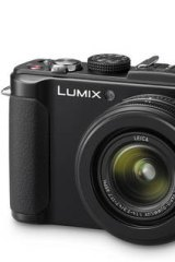 Panasonic Lumix LX7.