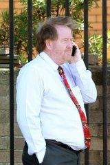 Called the police ... school principal Boyd Allen.