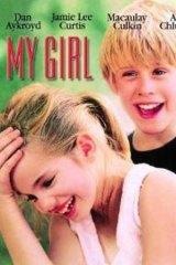 Period drama: It's 1991's tearjerker, <i>My Girl</i>.