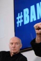 Fight Ebola: Sir Bob Geldof and Midge Ure launch BandAid30 on November 10.