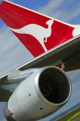 Qantas' annual net loss is expected to top more than $200 million for the year to June.