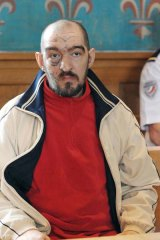 Frenchman Nicolas Cocaign, who allegedly killed his prison cellmate and then sliced open his chest to remove and consume his heart.