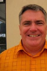 Concerns: Australian Independent Education Union federal secretary Chris Watt.