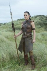Castle-Hughes as Obara Sand in <i>Game of Thrones</i>.