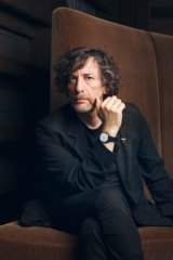 Unknowable: Neil Gaiman retains an air of mystery that befits his fantastical writing.