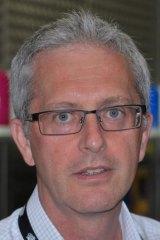 Nick Eastough won't be using public transport on a regular basis.