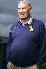 Call for change: Outgoing director of St Vincent's Hospital's Intensive Care Unit Bob Wright.