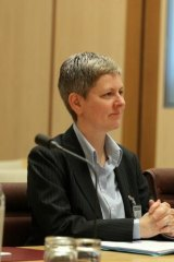 The Reserve Bank of Australia's head of financial stability Dr Luci Ellis