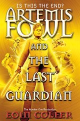 <em>Artemis Fowl and the Last Guardian</em> by Eoin Colfer. Puffin, $19.95.