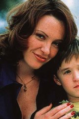 Toni Collette and Haley Joel Osment in <em>The Sixth Sense</em>.