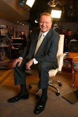 <i>Good Morning Australia</i>: Hosted by Bert Newton.