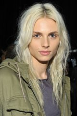 He's got the look ... Andrej Pejic.