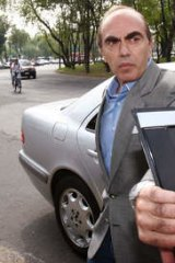 Businessman Kamel Nacif Borge.
