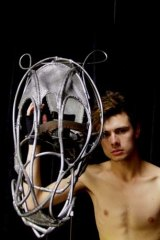 Festival picks: A scene from the play Equus, presented as part of Sydney Fringe Festival.