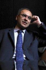 Green economist Pavan Sukhdev.