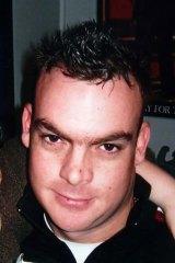 Murdered ... Kesley Burgess.