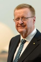 Australia's IOC vice-president John Coates.