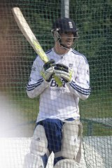 Sticky affair: Kevin Pietersen has defended himself.