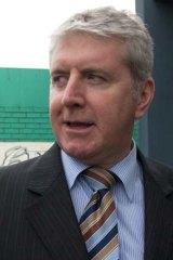 Immigration Minister Brendan O'Connor.