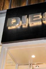 Diesel's lease follows popular clothing outlet Bonds moving into 514 Chapel.